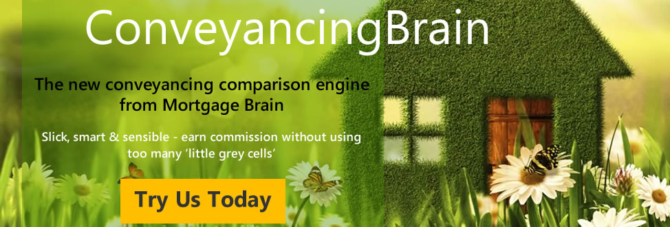ConveyancingBrain, the new conveyancing comparison engine from Mortgage Brain