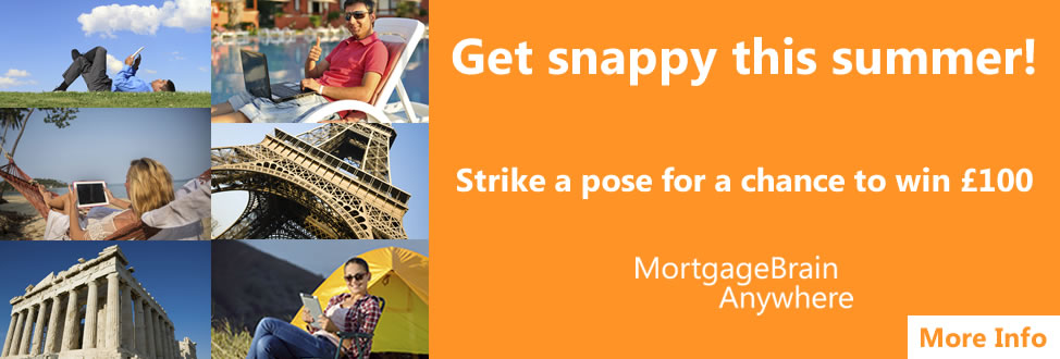 MortgageBrain Anywhere Competition