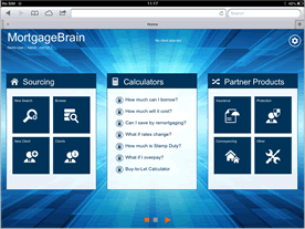 MortgageBrain Anywhere