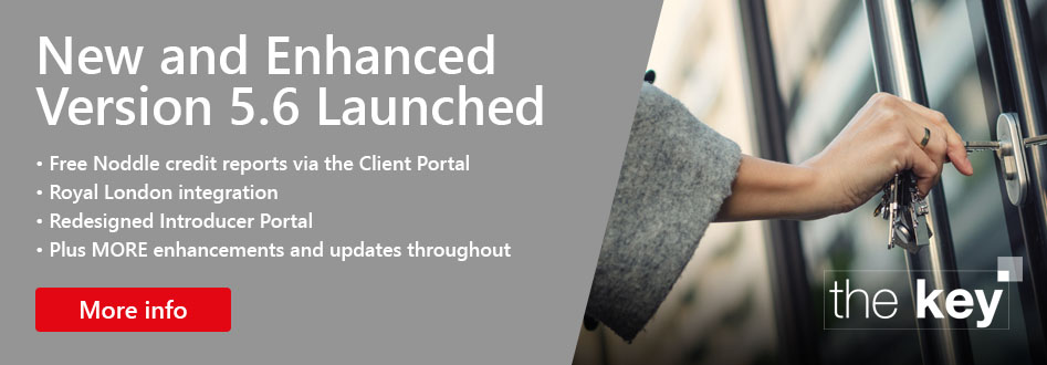 The Key - New and Enhanced Version 5.6 Launched